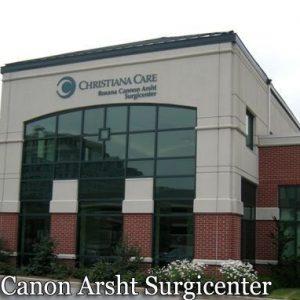 Roxana Cannon Arsht Surgicenter